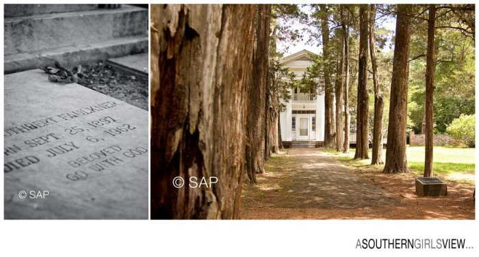 Sandy Adams Photography William Faulkner Rowan Oak-7362