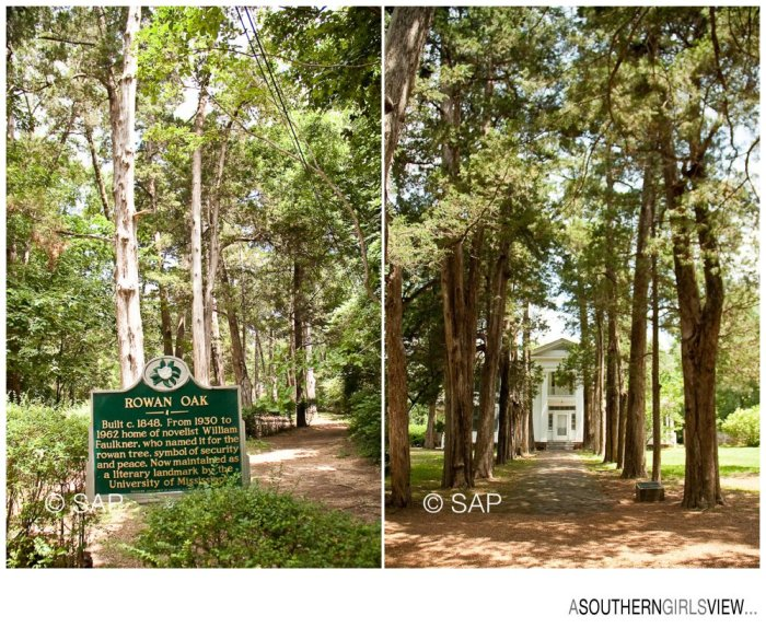 Sandy Adams Photography William Faulkner Rowan Oak-7374
