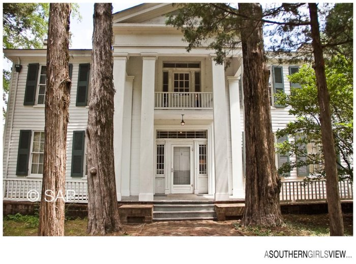 Sandy Adams Photography William Faulkner Rowan Oak-7396