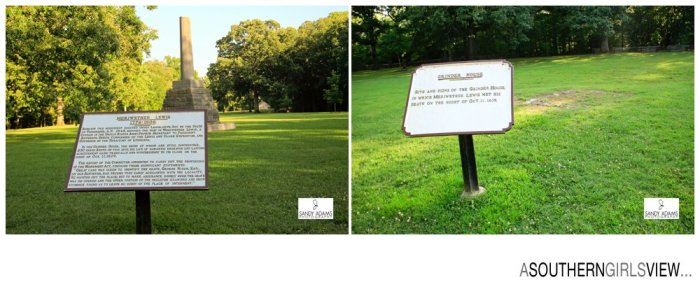 Sandy Adams Photography A Southern Girls View Meriweather Lewis gravesite Natchez Trace Travel Photographer-6840