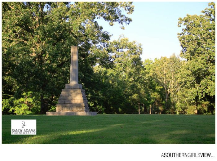 Sandy Adams Photography Meriweather Lewis grave A Southern Girls View Travel Photographer-6852